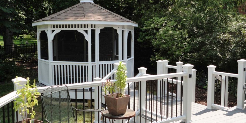 Extend Your Outdoor Living Space With A Gazebo