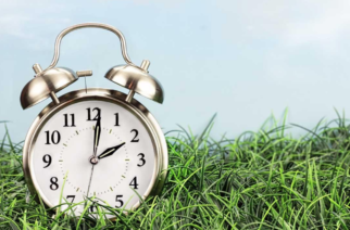 Daylight Saving Time Means Spring is Right Around The Corner!