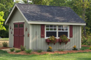 Outdoor Sheds Can Add Much Needed Storage